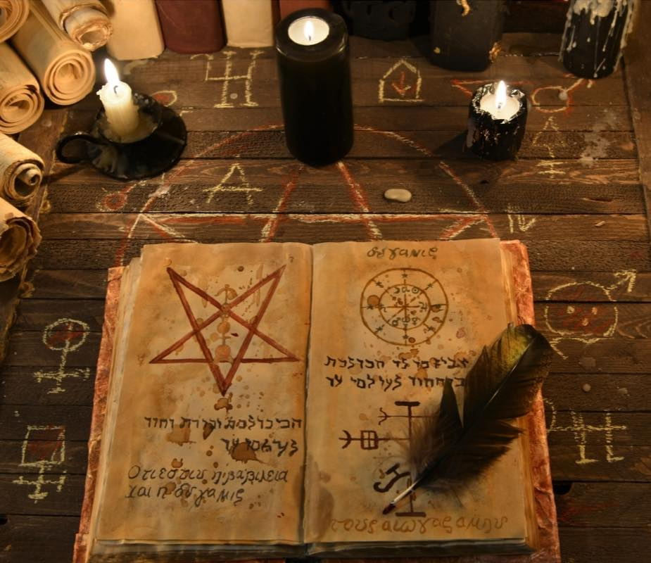 Malleus Maleficarum livre grimoire